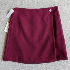 BABATON Wayne Wrap Skirt -Size 8(NWT)
